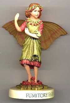 Fumitory Fairy with Base 88911 (boxed) (RETIRED but in stock)