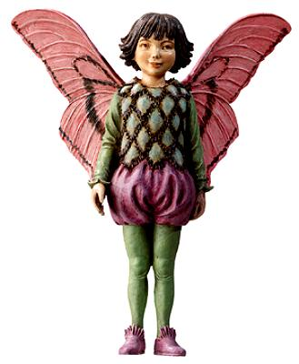 Greater Knapweed Fairy 86969 (boxed) (RETIRED but in stock)