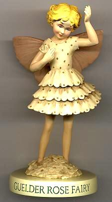 Guelder Rose Fairy with Base 88921 (boxed)(RETIRED but in stock)