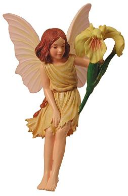 Iris Fairy 87038 (boxed) (RETIRED but in stock)