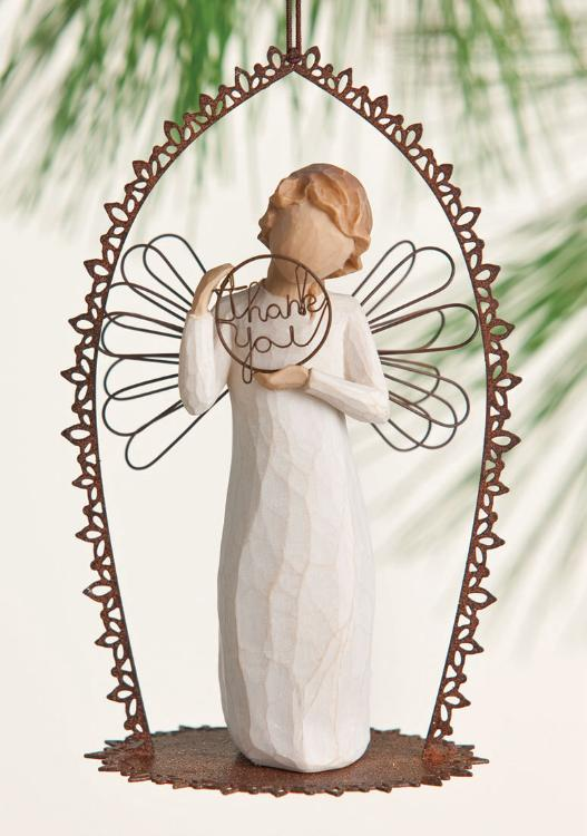 Just For You Trellis Ornament 26262