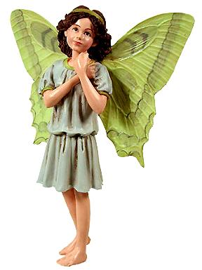 Lady's Smock Fairy 87015 (boxed) (RETIRED but in stock)
