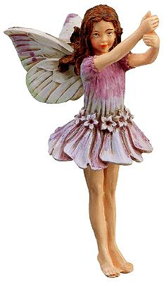Lavender Fairy 86906 w/o Flower (boxed) (RETIRED but in stock)
