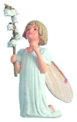 Lily of the Valley Fairy 86977 (boxed) (RETIRED but in stock)