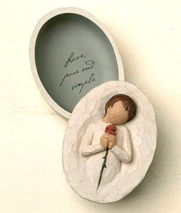 Loving Angel Keepsake Box 26610