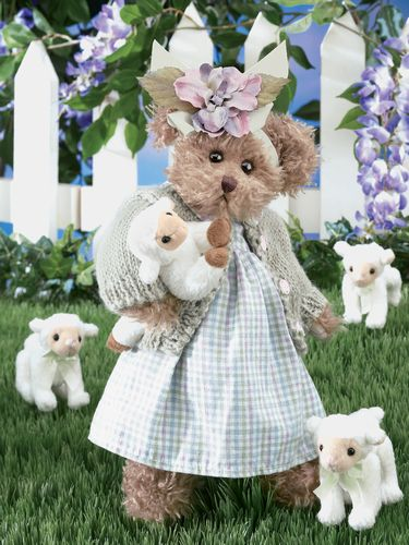 Mary & Little Lamb 1463 (RETIRED but in stock)