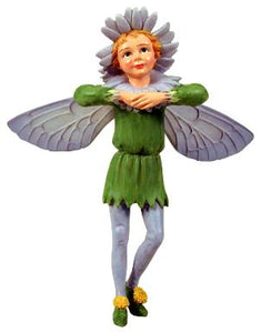 Michaelmas Daisy Fairy 87018 (boxed) (RETIRED but in stock)