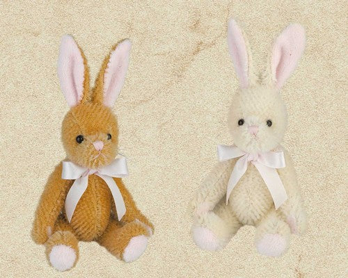 Mohair Bunny Pack - Jumps + Thumps 360020 LIMITED OFFERING