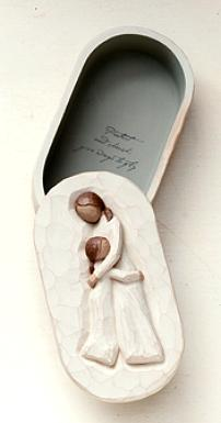 Mother and Daughter Keepsake Box 26607