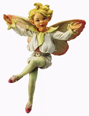 Pear Blossom Fairy 86918 (boxed) (RETIRED but in stock)
