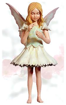 Pink Fairy Girl without flower 86987 (boxed) (RETIRED but in)