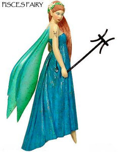 Zodiac Pisces Fairy Ornament 88203