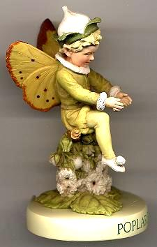 Poplar Fairy with Base 88952 (boxed) (RETIRED but in stock)