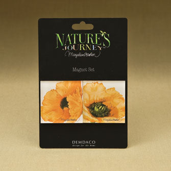 Poppy Magnets - Set of 2 Assorted 16701