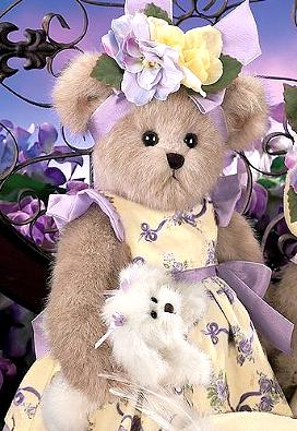 Prissy and Pup 1642 (RETIRED but in stock)