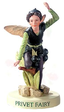 Privet Fairy with Base 88983 (boxed) (RETIRED but in stock)