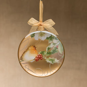 Robin Ornament 16716