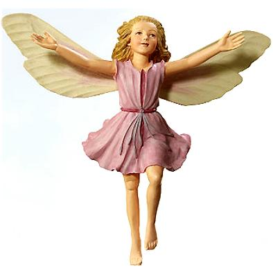 Rose-Bay Willow-Herb Fairy 87001 (boxed) (RETIRED but in stock)