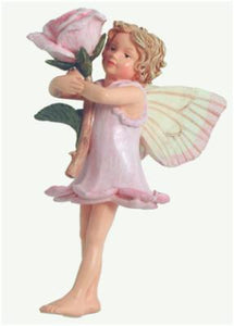 Rose Fairy with Flower 86940 (boxed) (RETIRED but in stock)