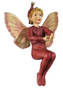 Scarlet Pimpernel Fairy 87043 (boxed) (RETIRED but in stock)