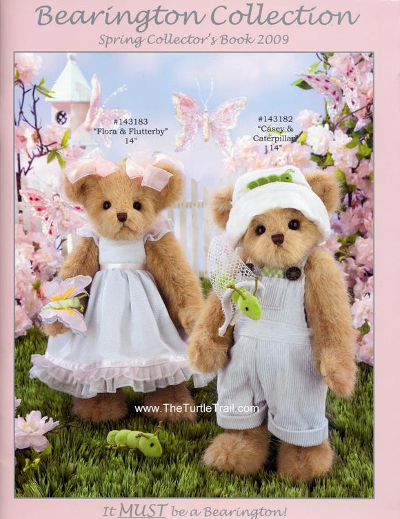 Bearington Collector's Book for Spring 2009