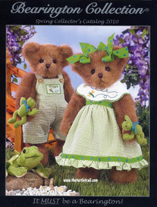 Bearington Collector's Book for Spring 2010