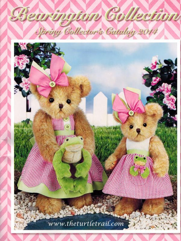 Bearington Collector's Book for Spring 2014