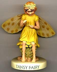Tansy Fairy with Base 88965 (boxed) (RETIRED but in stock)