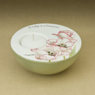 Tulip Tealight Candle Holder 16611