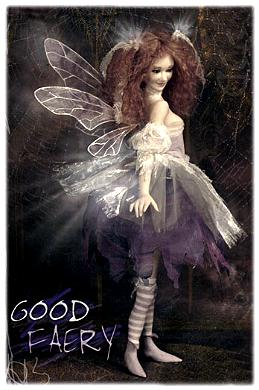 Froud Faery - Good Faery