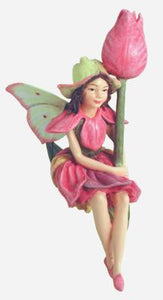 Tulip Fairy with Flower 86978 (boxed) (RETIRED but in stock)