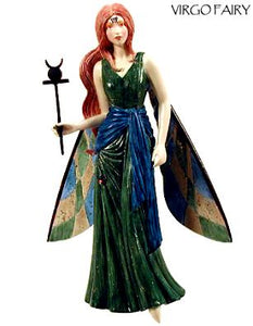 Zodiac Virgo Fairy Ornament 88209