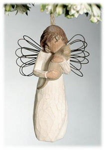 With Affection Angel Ornament 26137