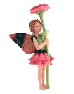 Zinnia Fairy with Flower 86993 (boxed) (RETIRED but in stock)
