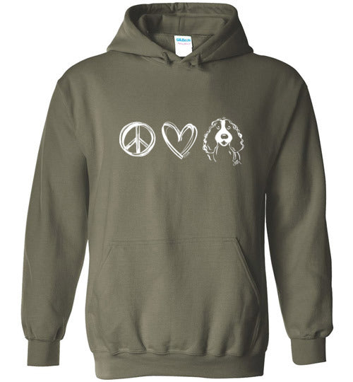 Blue Ribbon Ventures Foundation - Unisex Hoodie Sweatshirt