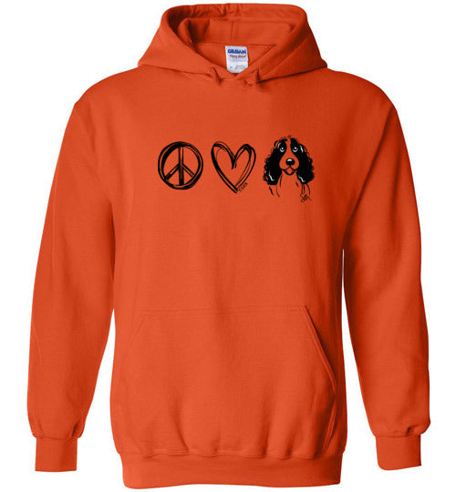 ESRA 20 Years of Rescue - Unisex Hoodie Sweatshirt