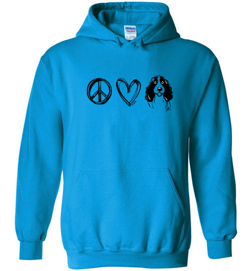 Our English Setter Rescue - Unisex Hoodie Sweatshirt
