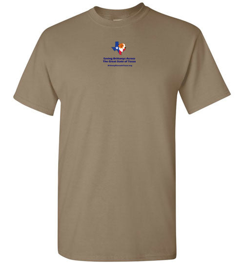 BRIT Rescue in Texas - Unisex Tee