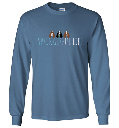 Rescue Mom Unisex Long Sleeve Tee