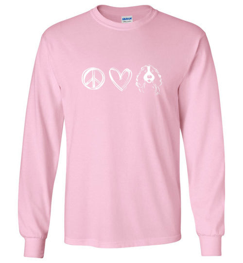 NBRAN Unisex Long Sleeve Tee