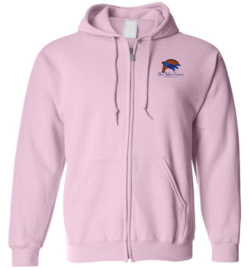 Blue Ribbon Ventures Foundation - Unisex Zip Hoodie Sweatshirt