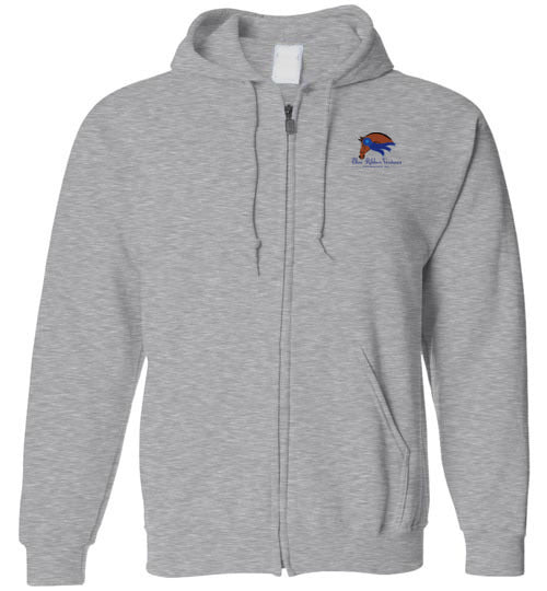 Blue Ribbon Ventures Foundation - Youth Zip Hoodie Sweatshirt