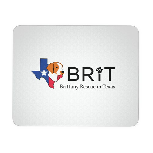 BRIT Rescue in Texas - Mouse Pad