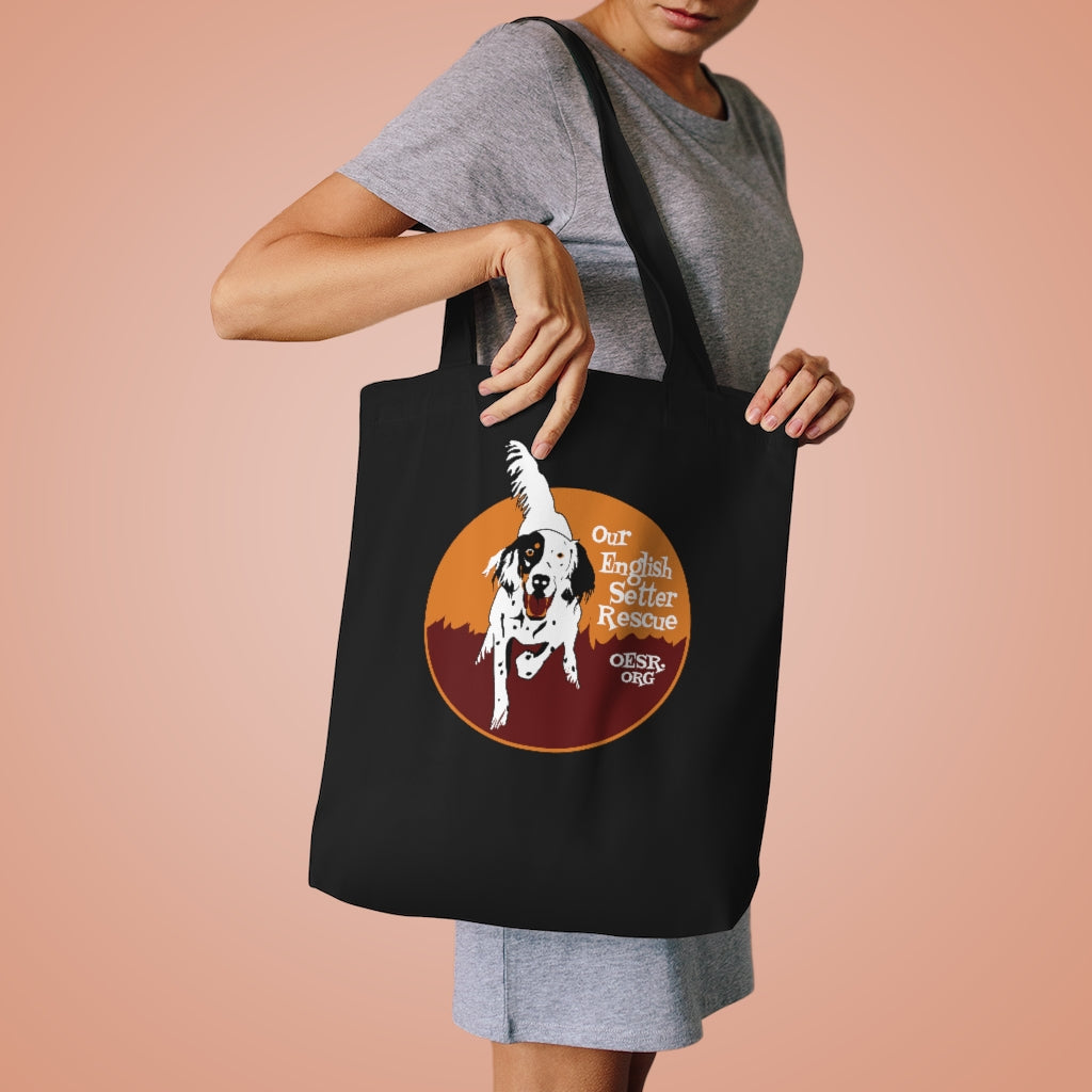 Our English Setter Rescue - Cotton Tote Bag