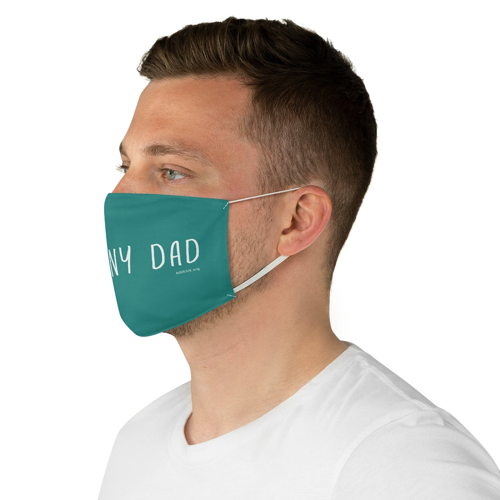 Brittany Dad Fabric Face Mask