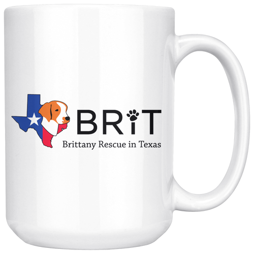 BRIT Rescue in Texas - Mug