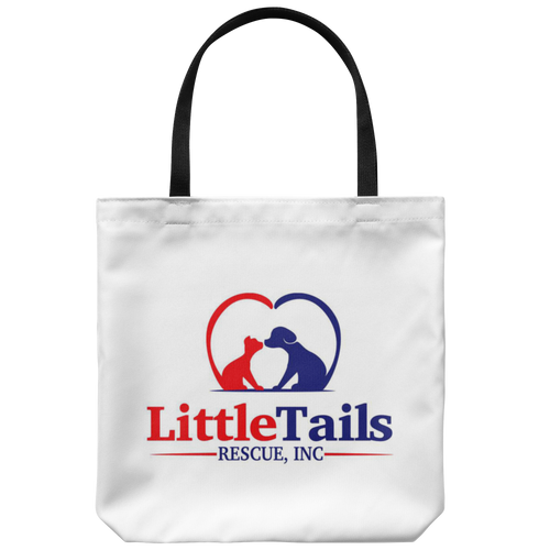 Little Tails Rescue, Inc - Tote Bag