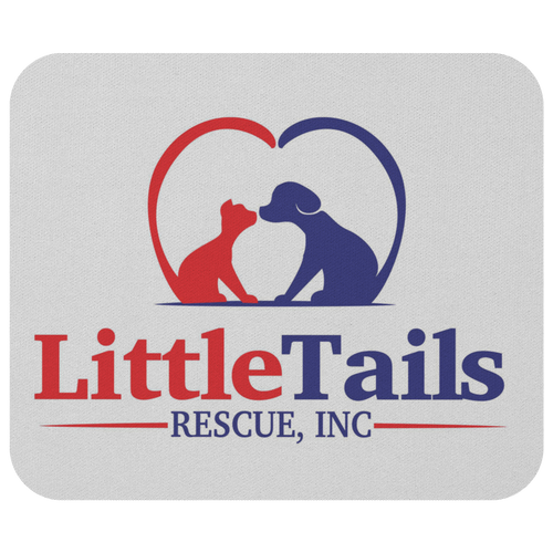 Little Tails Rescue, Inc - Mouse Pad