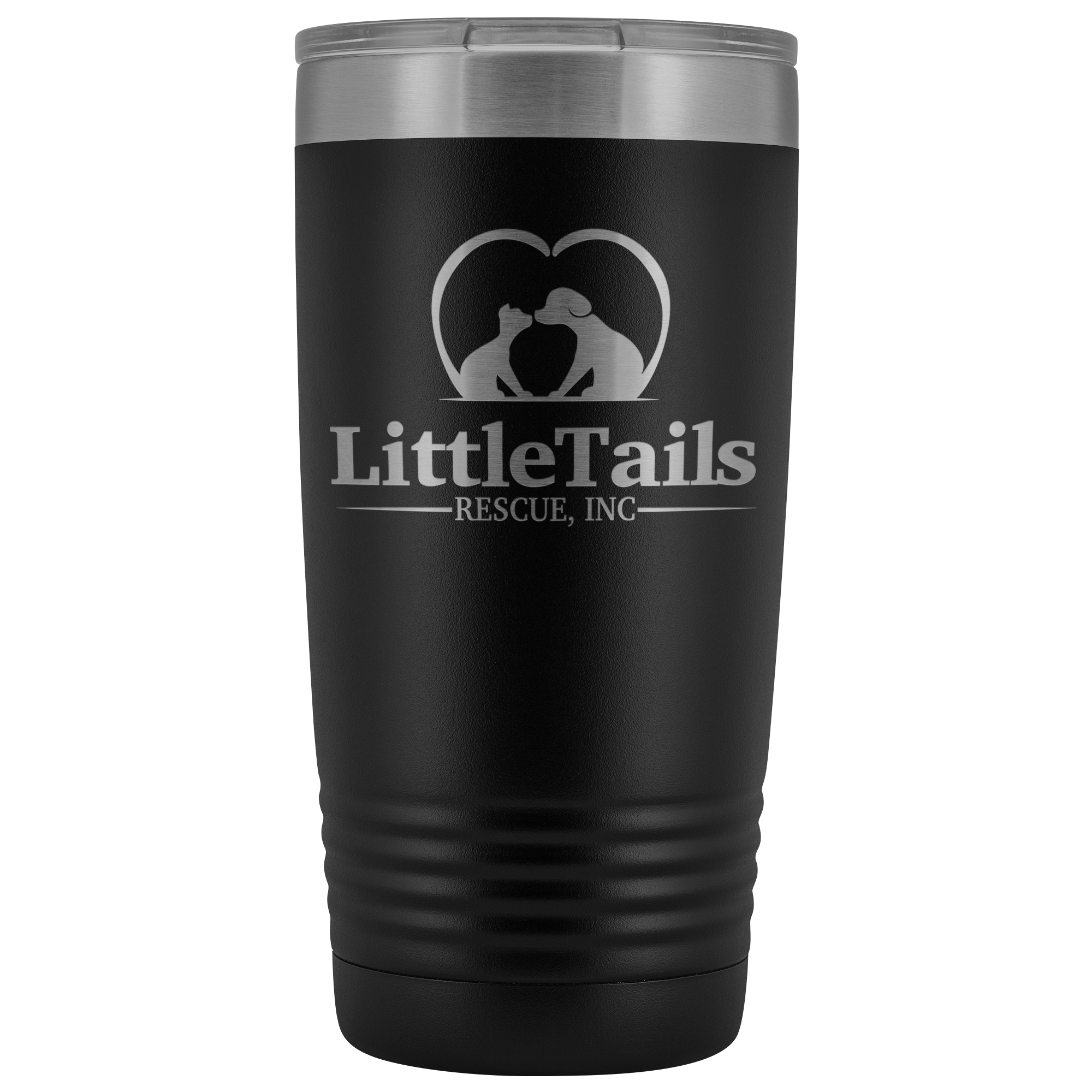 Little Tails Rescue, Inc - 20 oz. Tumbler