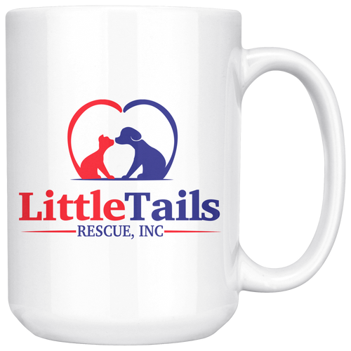 Little Tails Rescue, Inc - Mug